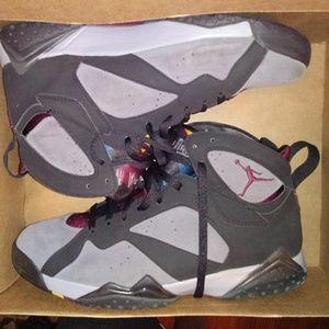 Nike Air Jordan Retro 7 Bordeaux size 13 VNDS